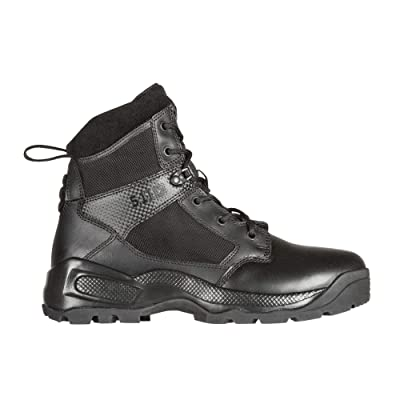 "5.11 Men's ATAC 2.0 6"" Tactical Military Boot, Style 12401, Black: Shoes"