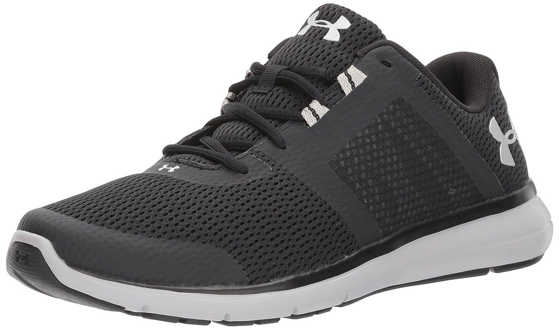 Under Armour UA Fuse Fst, Zapatillas de Running para Hombre 44 EU|Negro (Black 001)
