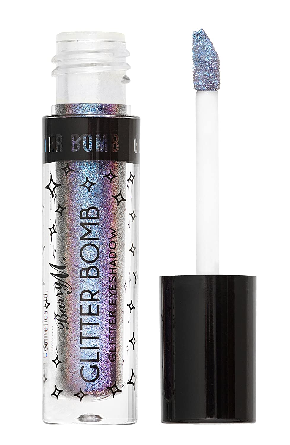 Barry M Cosmetics Glitter Bomb Eyeshadow, Peace Out BMBE4 F-GBE3