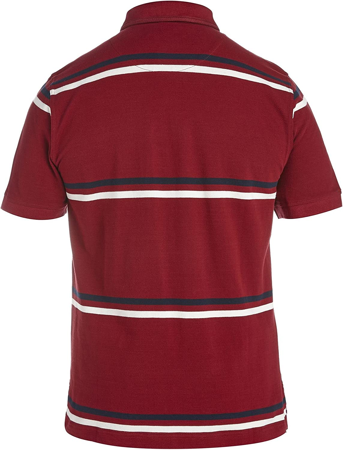 Canterbury Mens England 1871 Striped Cotton Rugby Polo Shirt ...