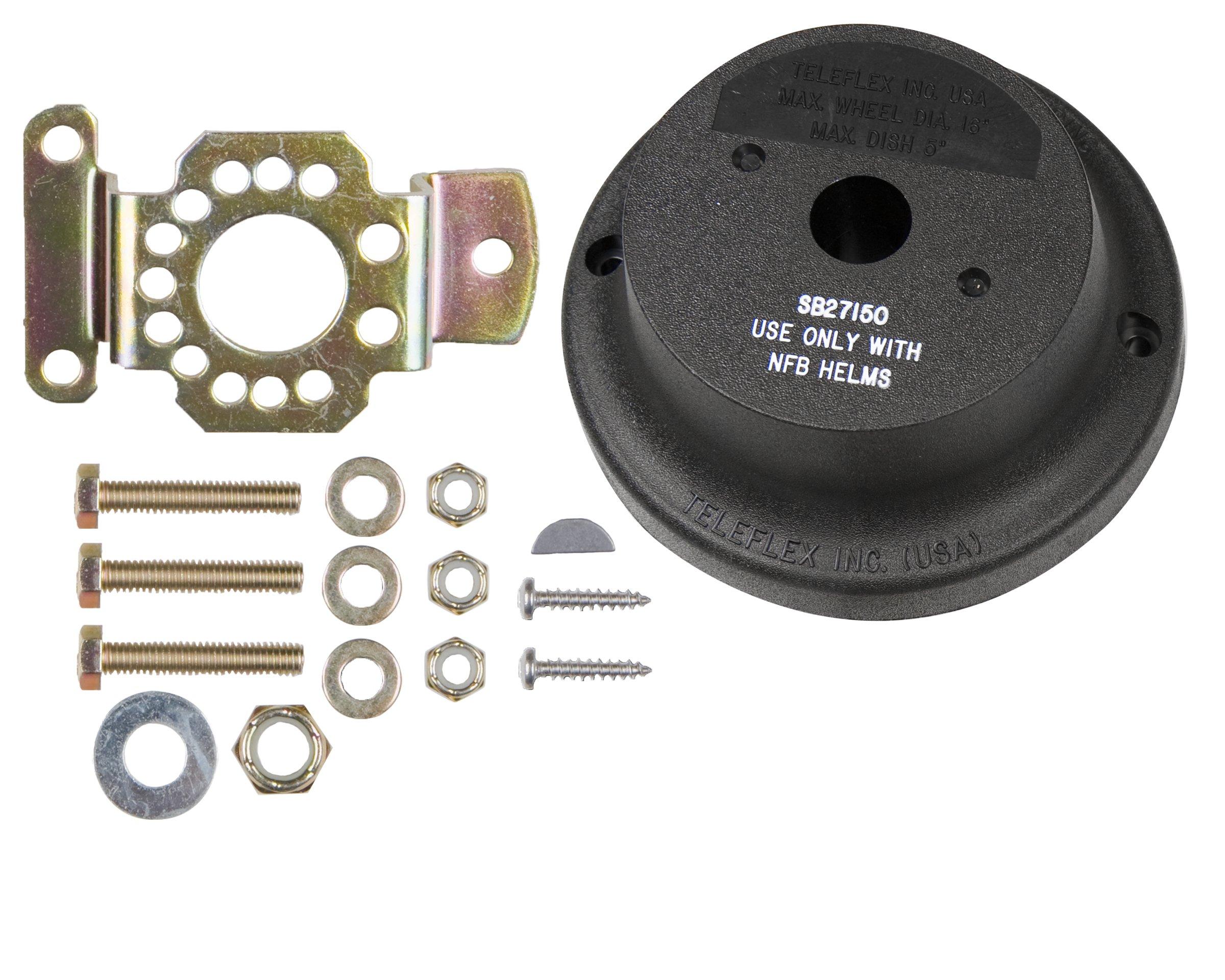 SeaStar Solutions SB27150P NFB (No Feedback) 4.2 Rotary Steering Bezel - 90°