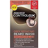 Just For Men Control Gx Grey Reducing Beard Shampoo for Mustache & Beard, 4 Ounce