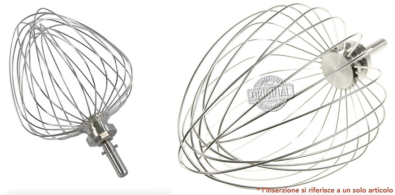 Kenwood KMM040 - Frusta a palla 12 fili in acciaio inox Kenwood*