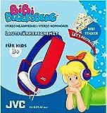JVC HA-KD5-R-E Children's Stereo Headphones