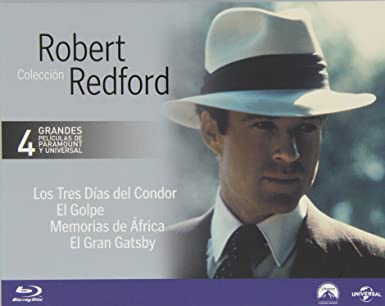Pack: Robert Redford [Blu-ray]: Amazon.es: Robert Redford, Mia ...