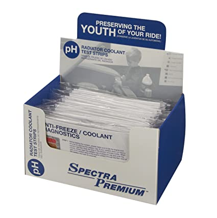 Spectra Premium CTSKIT Coolant Test Strip Kit
