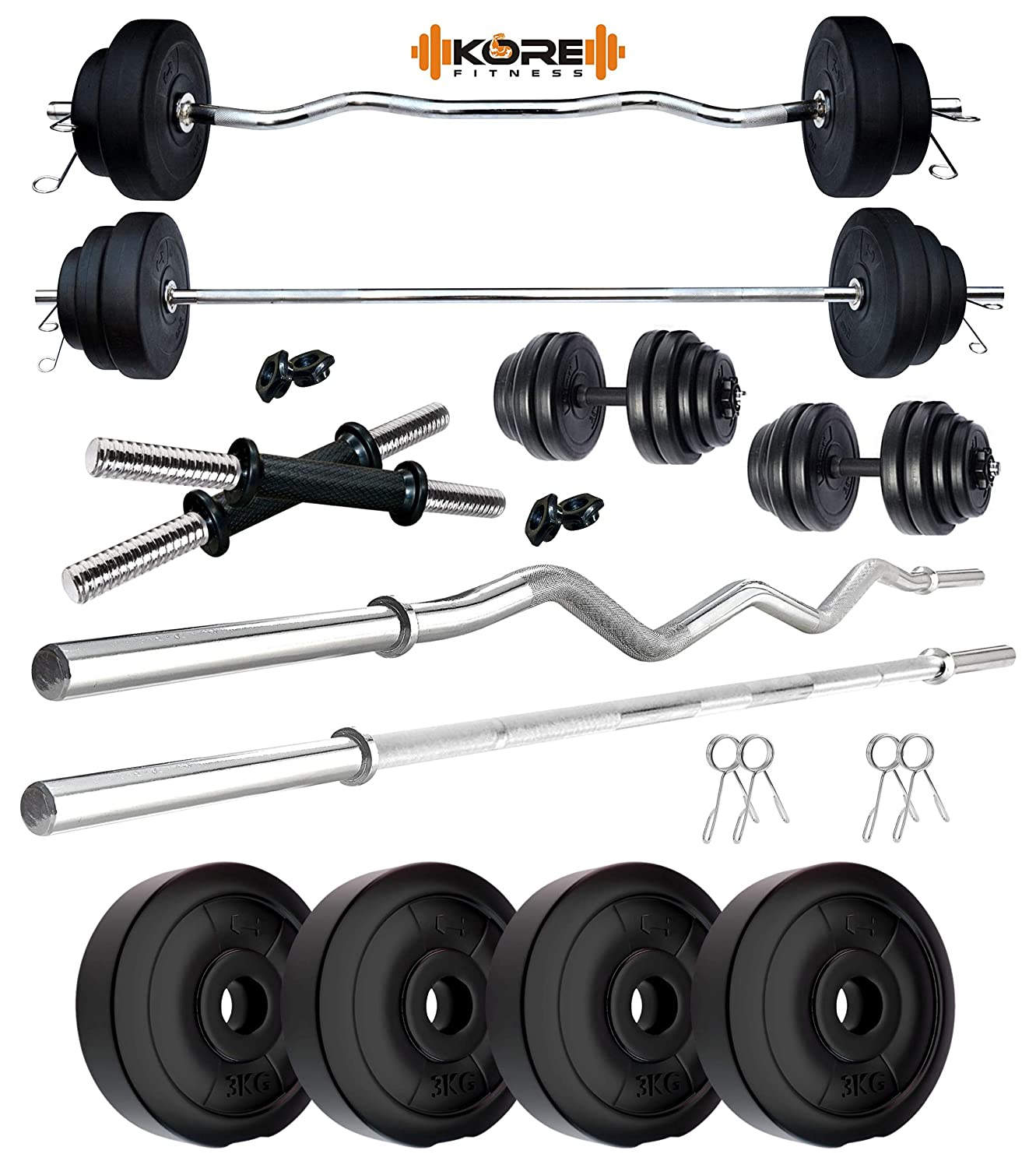 Kore Combo Home Gym Kit