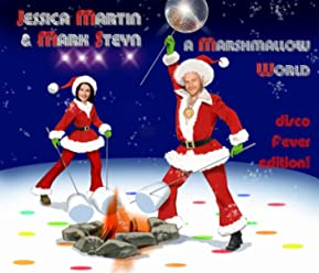 A Marshmallow World disco fever edition!