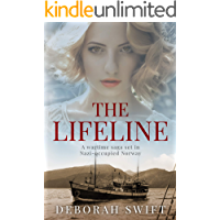 The Lifeline: A wartime saga set in Nazi-occupied Norway (World War Two Sagas)