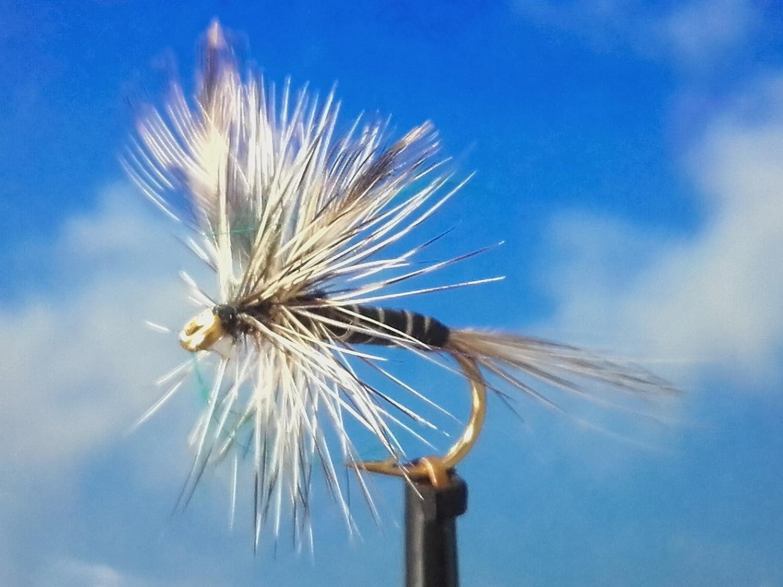 Trockenfliegen ' Mosquito' 3er Set, Hakengrö ß e 12