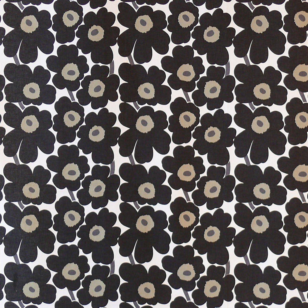 生地 Ipad壁紙 Marimekko マリメッコ ブラック その他 スマホ用画像