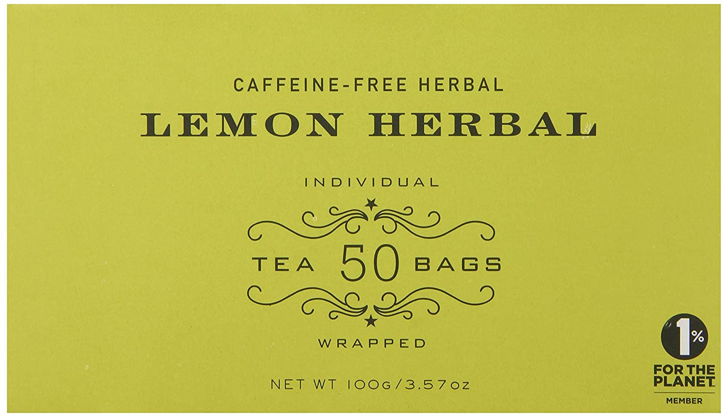 Harney & Sons Herbal Tea, Lemon