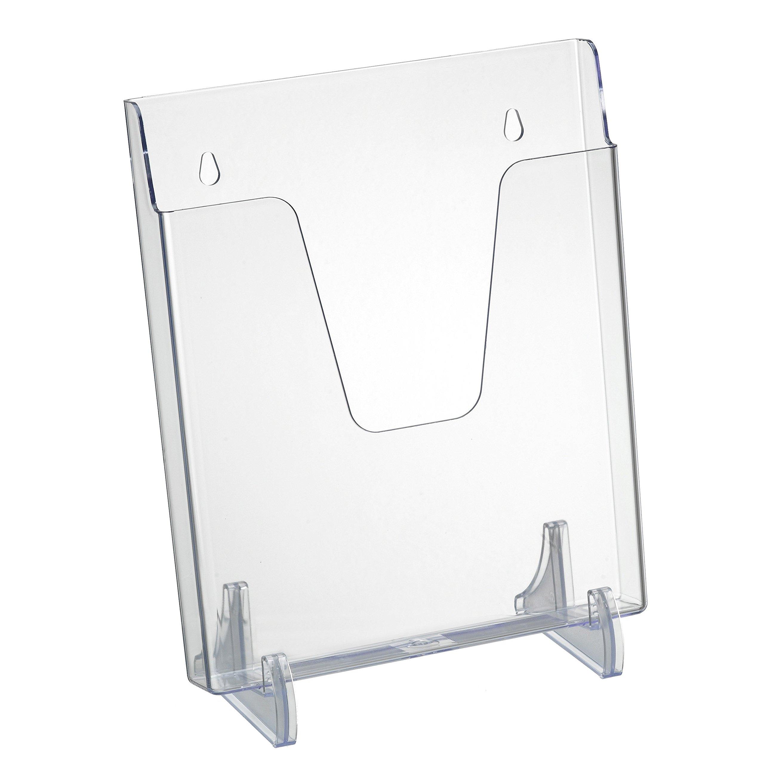 Acrimet Pocket File Vertical Display (Crystal Color)