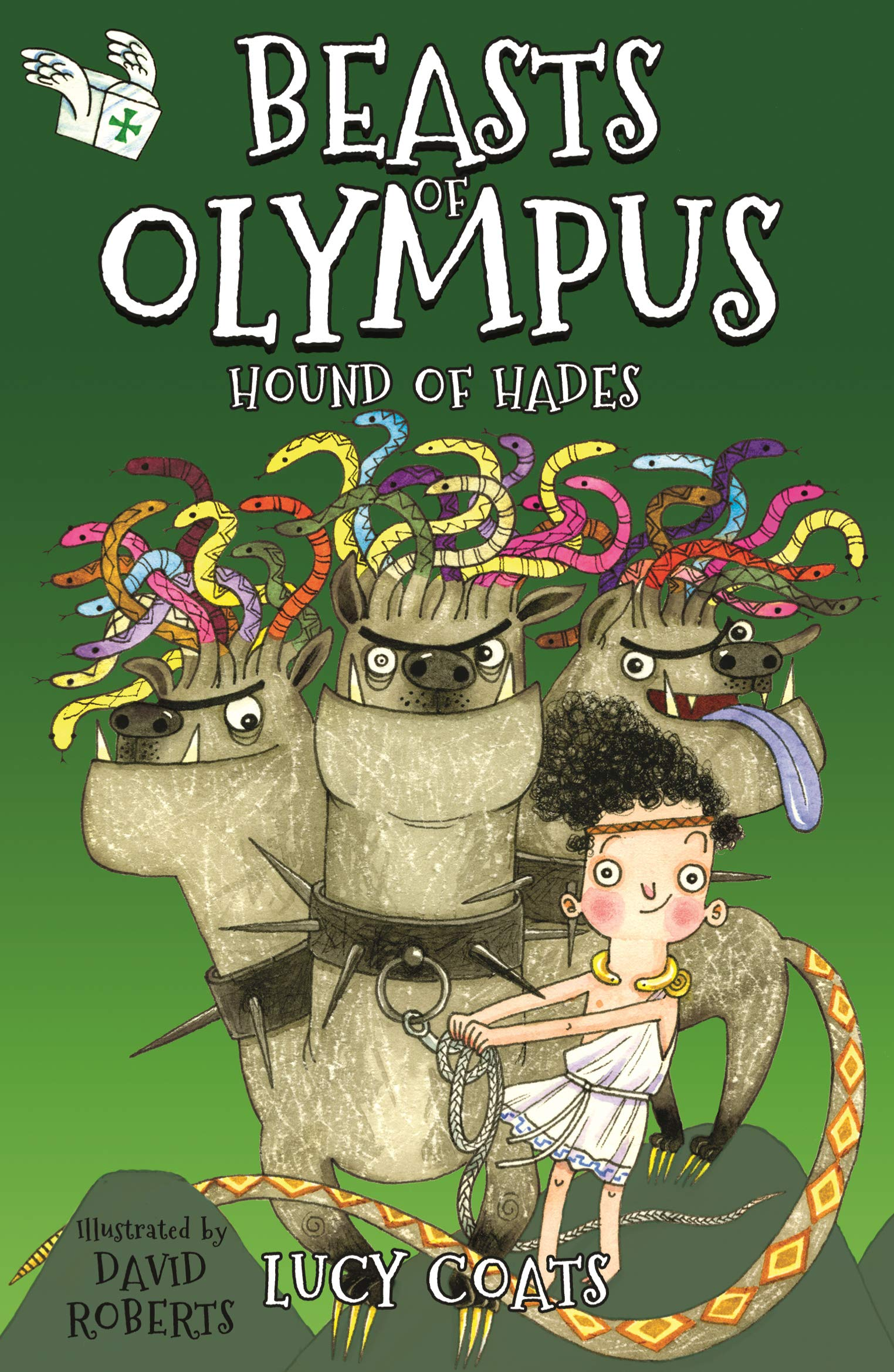 Beasts of Olympus 2: Hound of Hades: Amazon.co.uk: Coats, Lucy:  9781848124400: Books