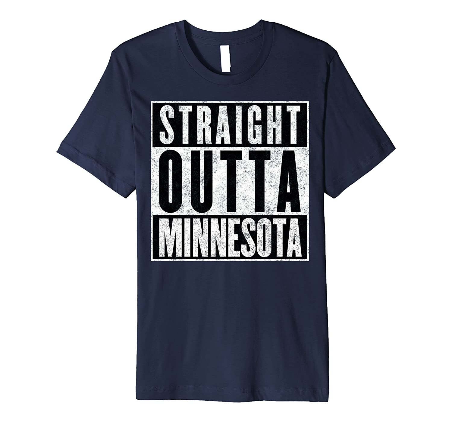 50nifty The State Rep Collection - Minnesota T-shirt-TD