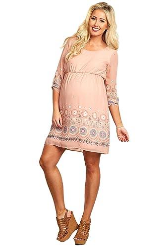 a159e38be Este vestido resalta tu figura y te hará lucir fabulosa. Su cinta amarrada a  la cintura le da protagonismo a tu barriguita