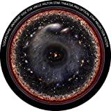 """Logarithmic Universe"" disc for Uncle Milton Star Theater Pro home planetarium"
