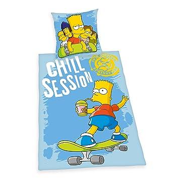 Herding Wendebettwäsche Simpsons