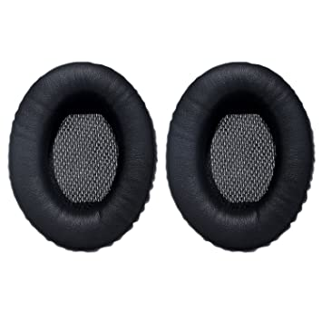 4a90f8c1cfe Earpad Cushions Foam Ear Pad Headphone Ear Cups Cover Replacement for Bose  Quietcomfort 2/15
