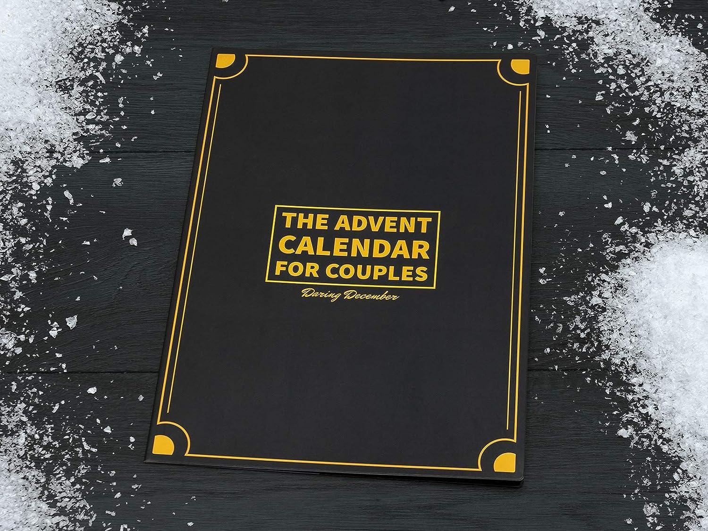Daring Dicembre Tingletouch Calendario dellAvvento per Coppie