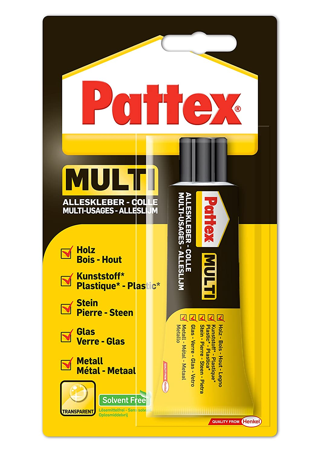 Pattex Colle usages multi - 50 g 1472479