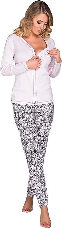 Italian Fashion IF Mujer Pijamas Hydrangea 0223