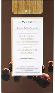 korres argan l hochentwickelte coloration toffee 87 145ml - Coloration Korres