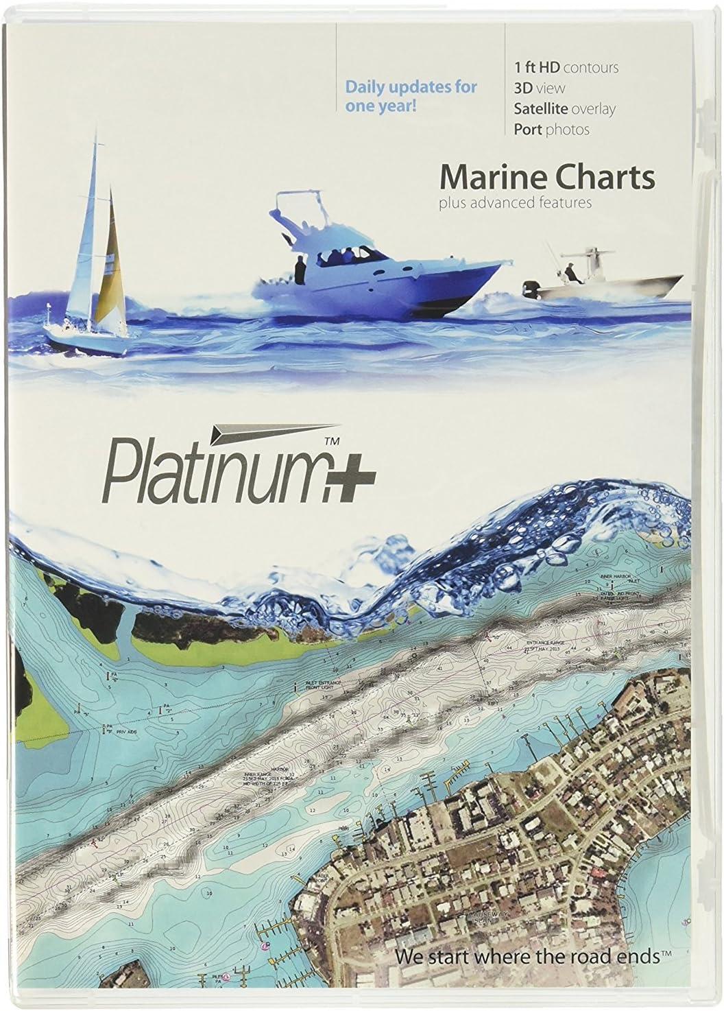 NAVIONICS PLATINUM PLUS SOUTHEAST-BAHAMAS MSD/906P+: Amazon.es: Electrónica