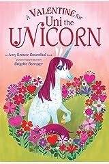 A Valentine for Uni the Unicorn Board book