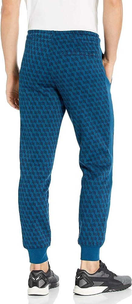 Puma Luxe Pack Pantalones de chándal para hombre - Azul - Small ...