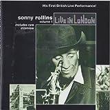 SONNY ROLLINS/LIVE IN LONDON VOL 1