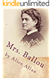 Mrs. Ballou: A novel inspired by actual people and events