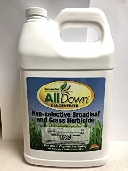 AllDown Summerset Concentrated Organic Weed Killer