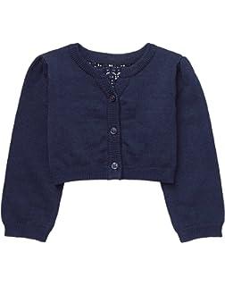 a0c7258d0 Amazon.com  Gymboree Baby Boys Long Sleeve Crop Cardigan  Clothing