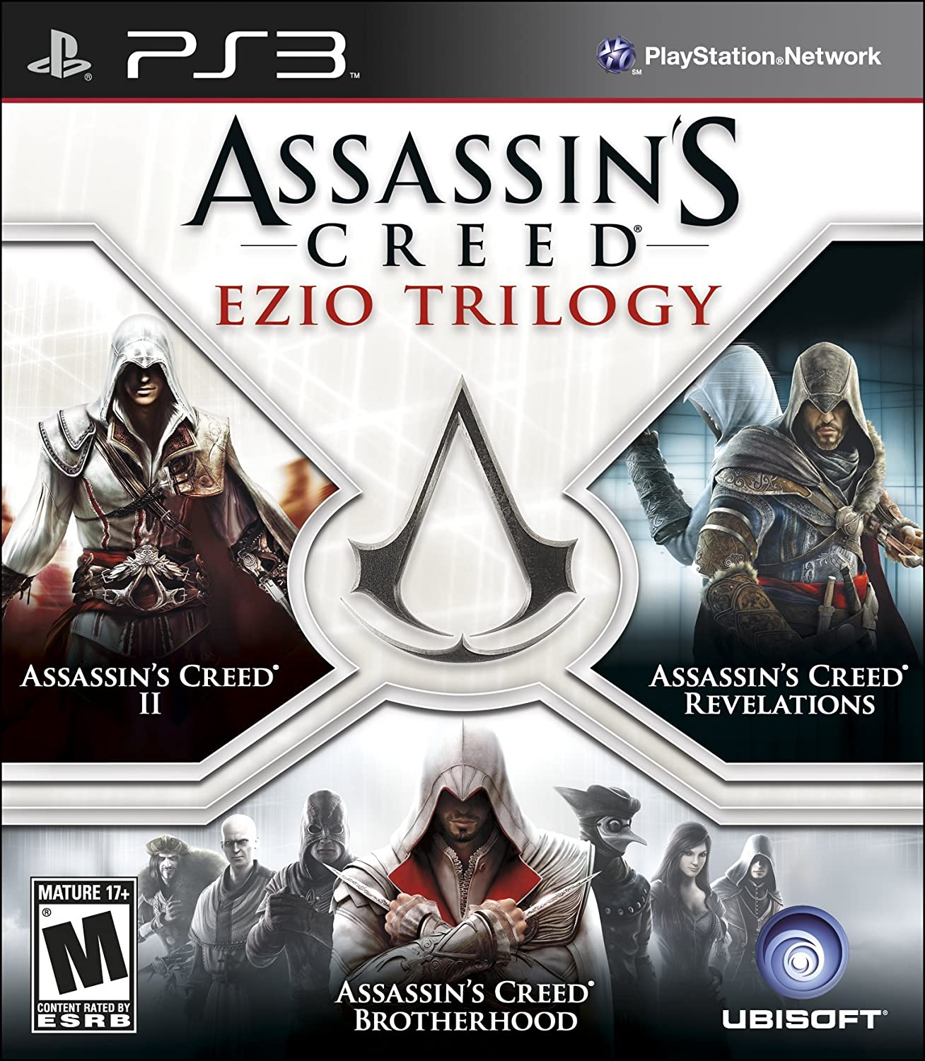 abbastanza Amazon.com: Assassin's Creed - Ezio Trilogy Edition xbox 360  WY21