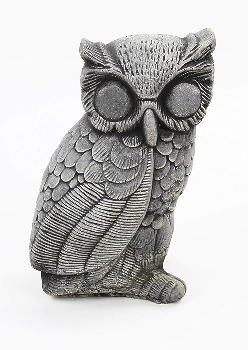 Fleur de Lis Garden Ornaments LLC Owl Bird Statue