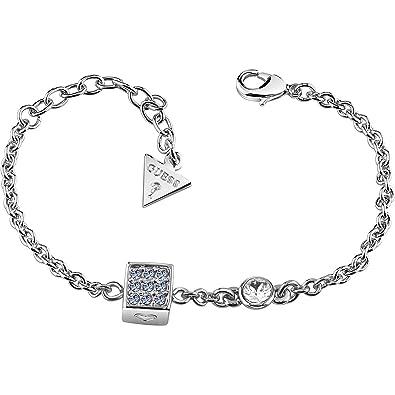 Guess Bracelet pour Femme en Acier Inoxydable