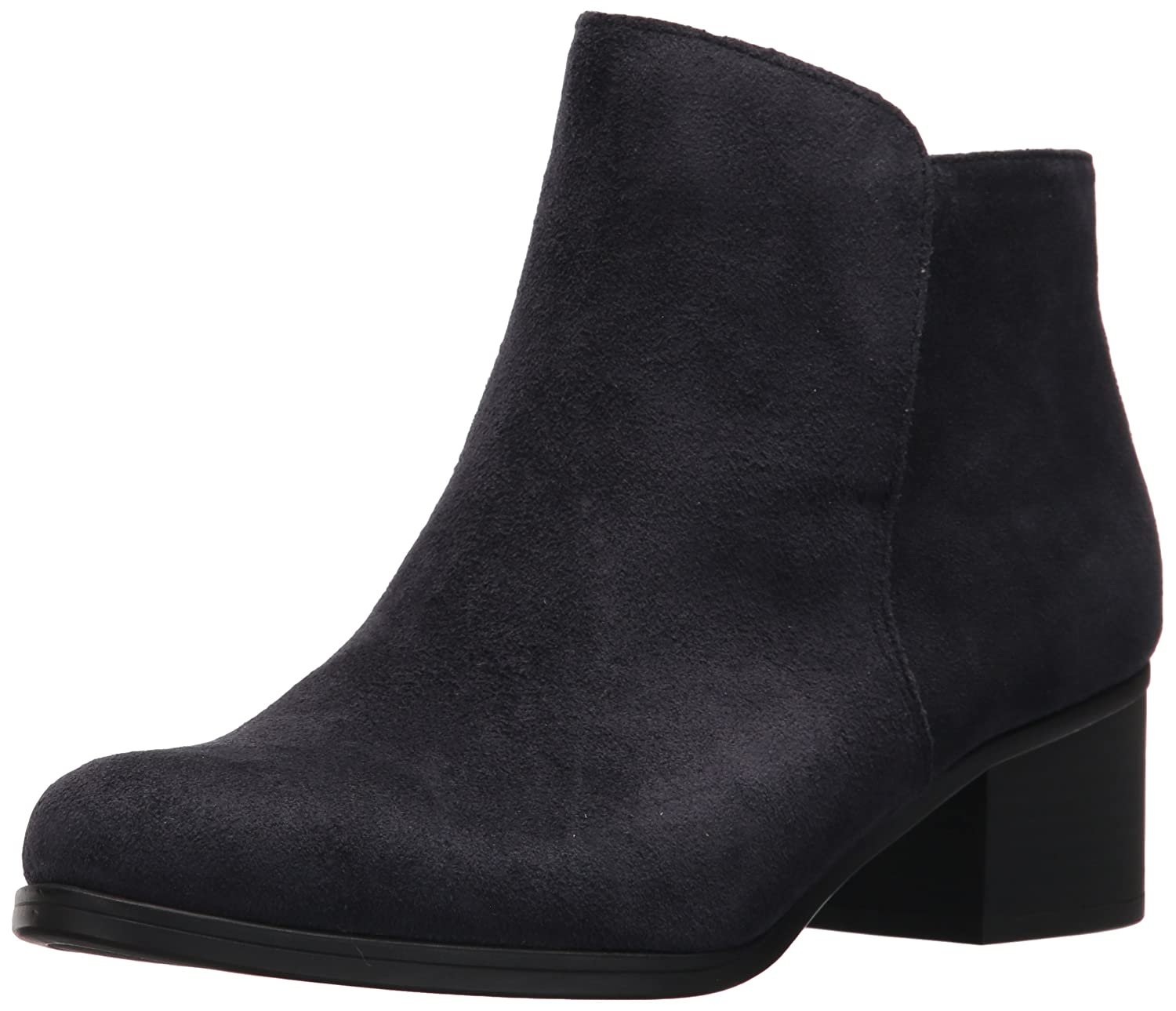 Naturalizer Women's Dawson Chelsea Boot B072L3N9HP 4 B(M) US|Navy Suede