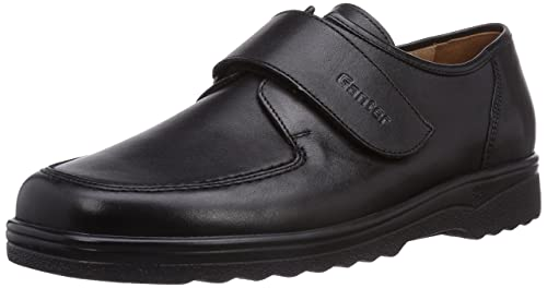 Leder Schuhe Slipper Schuhweite Nubuk Rieker Herren