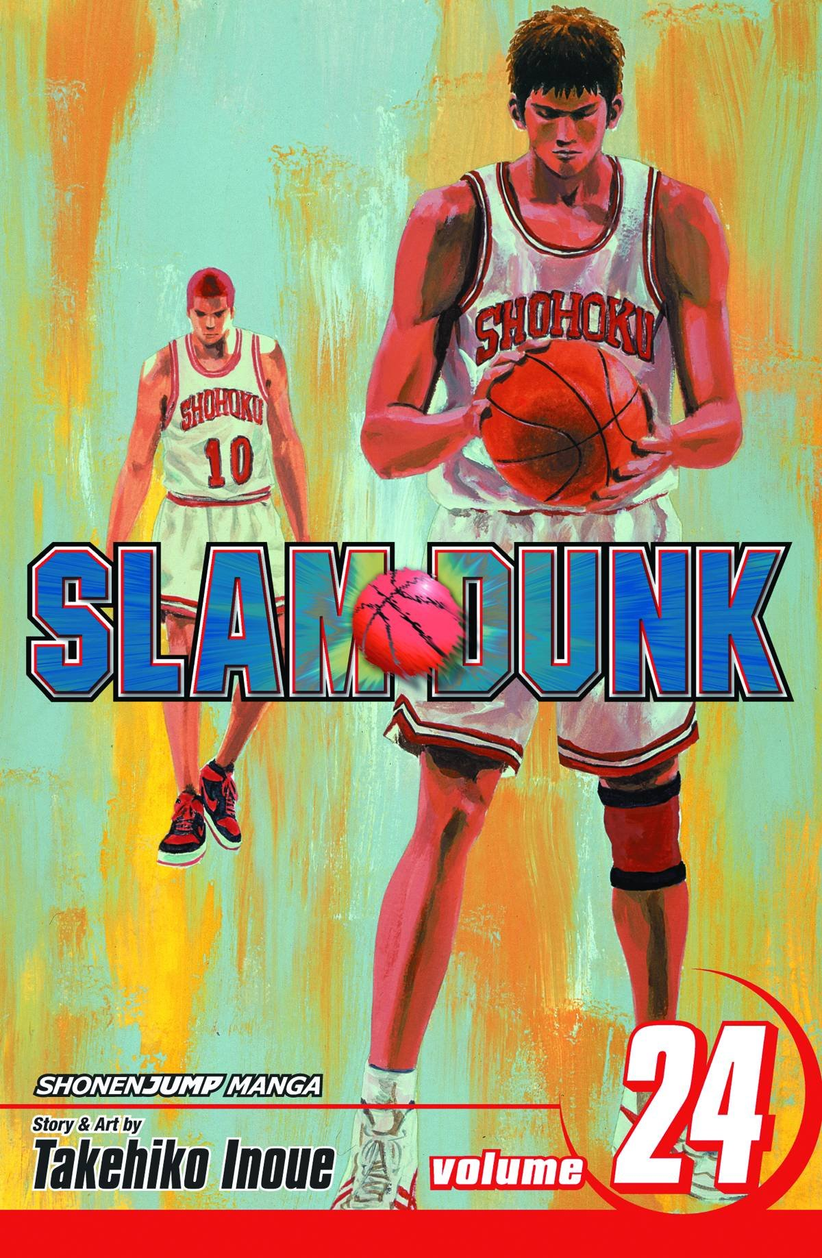 Read Online Slam Dunk, Vol. 24 pdf