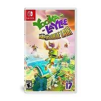 Deals on Yooka-Laylee Nintendo Switch