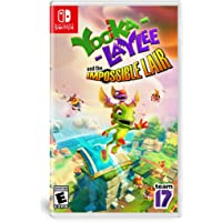 Yooka-Laylee: The Impossible Lair for Nintendo Switch