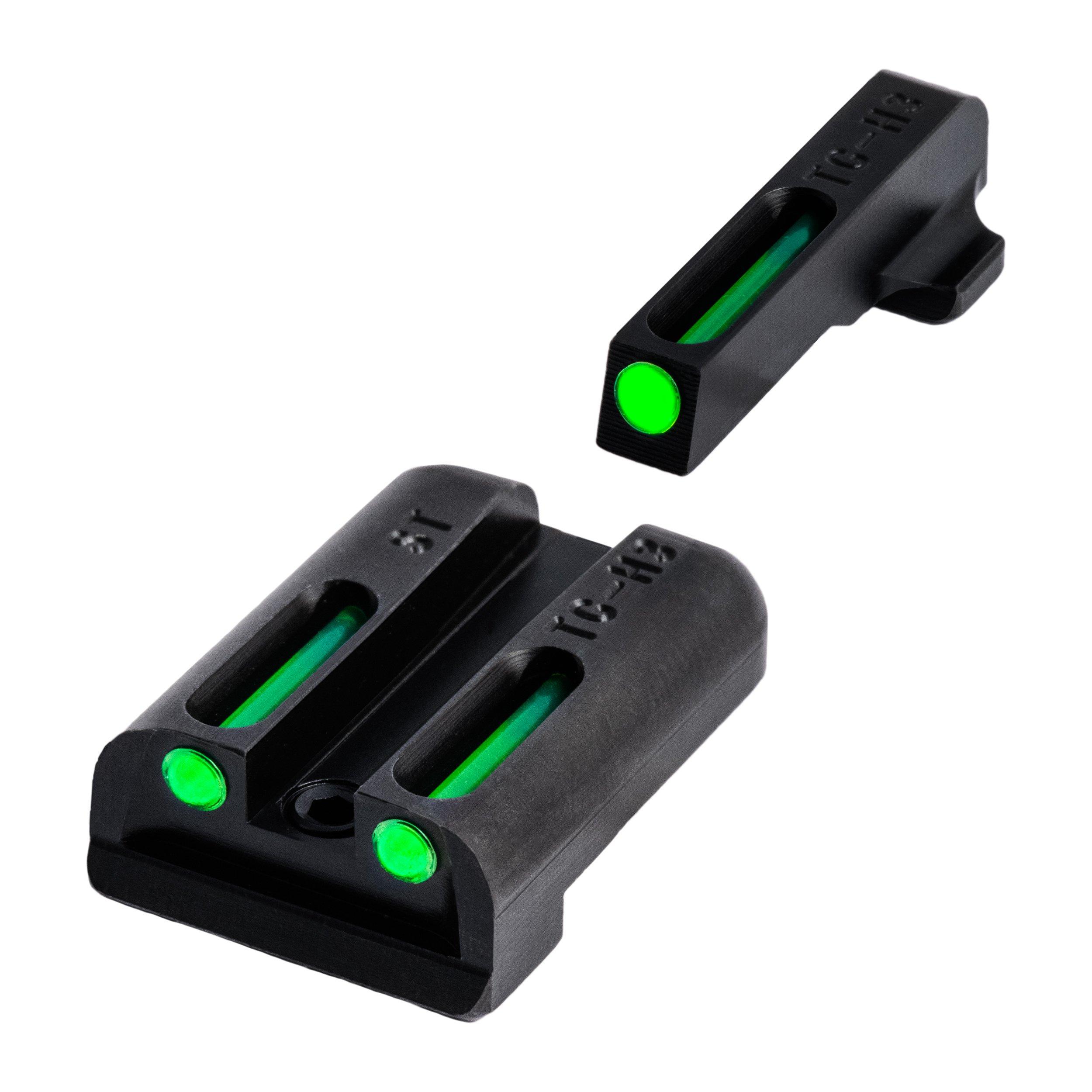TRUGLO TFO Handgun Sight Set - Sig #6/#8 by TRUGLO