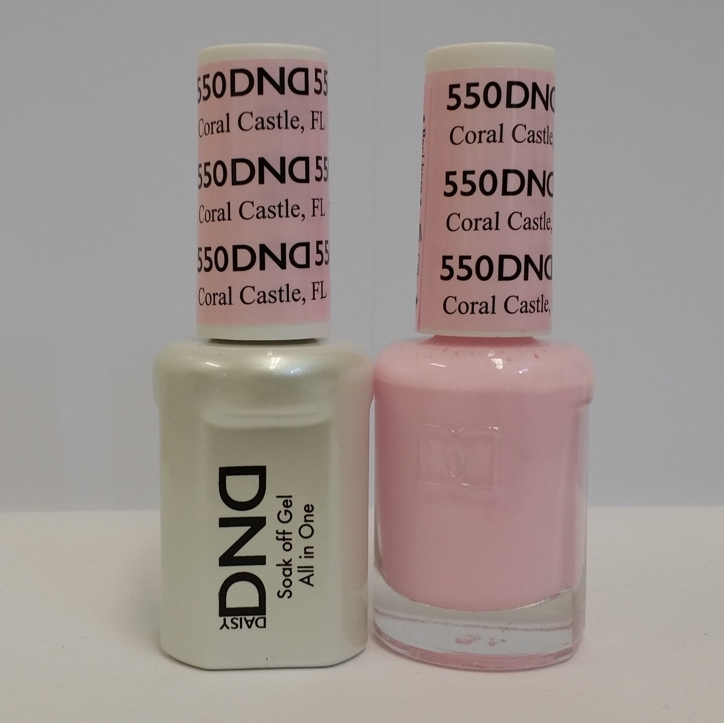 Amazon.com : DND Gel Polish Ballet Pink 601 : Beauty