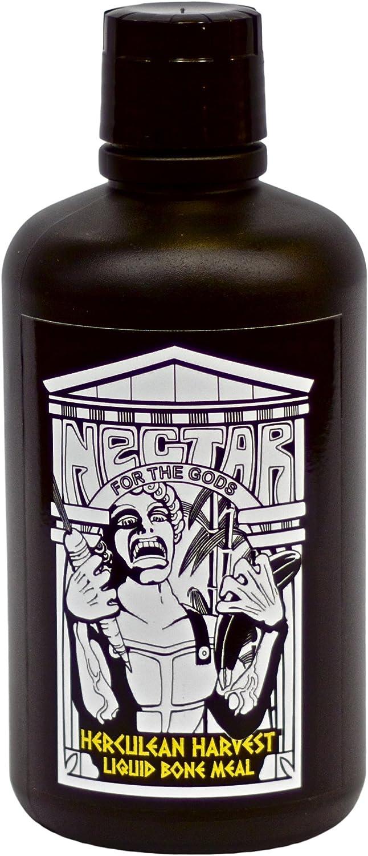 Nectar for the Gods 746240 Fertilizer, 1 Quart 32 Ounces, Black