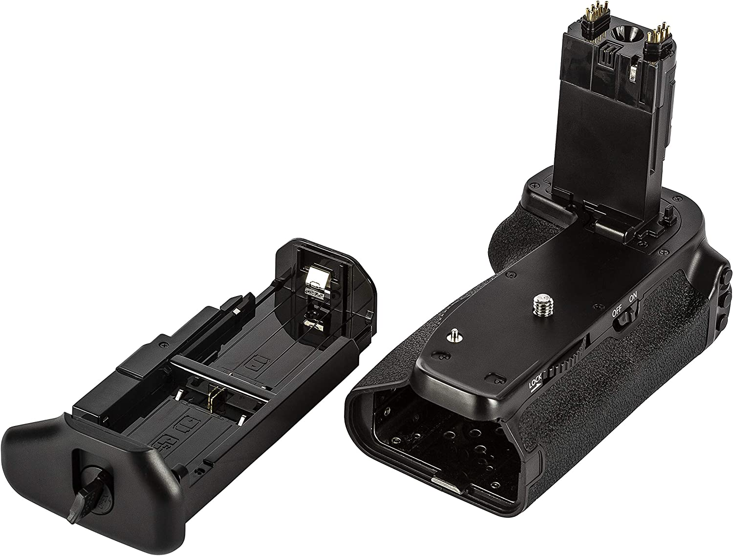 Replacement for BG-E21 Dynamic Battery Grip Holder Ultimaxx/'s Professional Compatible with Canon EOS 6D Mark II DSLR Camera; Works with LP-E6 or LP-E6N Batteries; Grip Only