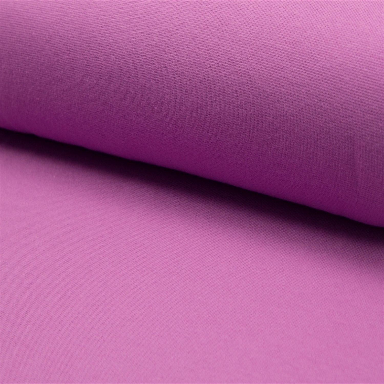 Selfkant Stoffe Jersey Baumwolljersey Meterware Farbe Taupe 8,70/€//M
