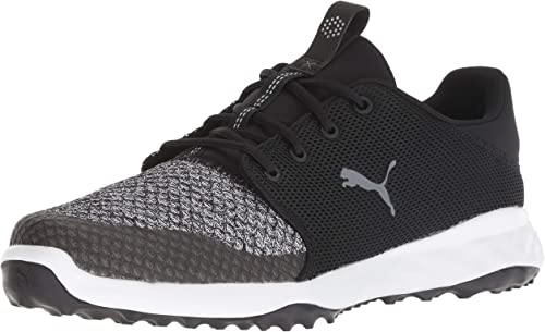 PUMA Men's Grip Fusion Sport Golf Shoe: