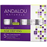 Andalou Naturals Age Defying Get Started Kit, 5 Count