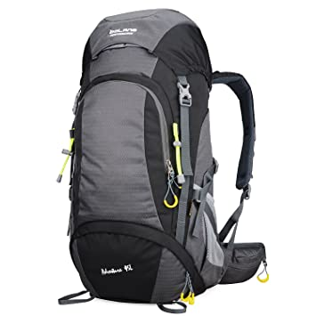 Amazon.com : Bolang 45L Internal Frame Pack Hiking Daypack Outdoor ...